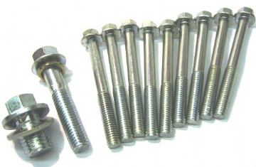 REBUILD BOLT KIT GX160 GX200  #215